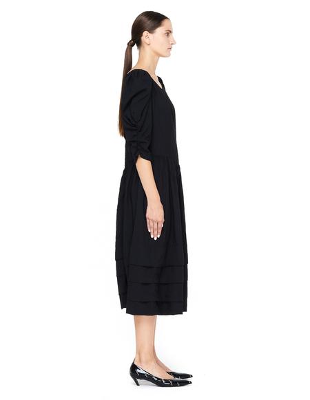 Comme des Garcons Polyester Dress - Black