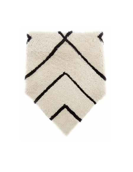 Plume Shearling Collar