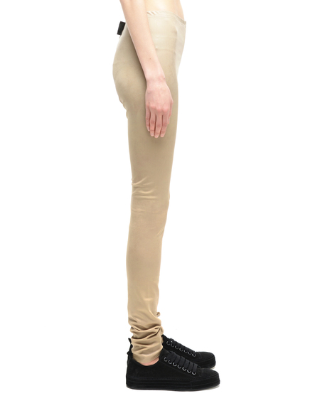 L.G.B. Nylon Leggings - Beige