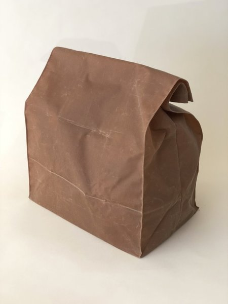 Unisex the general public Grocer Bag - BROWN