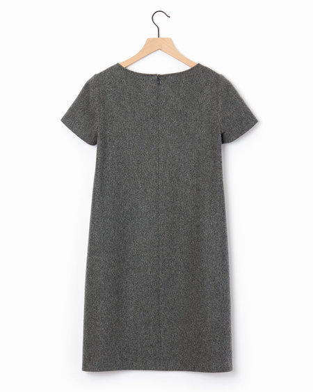 Aspesi Cashmere Dress - Grey