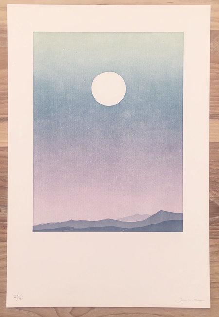Aesthetic Union James Lewis Tucker Moon Print
