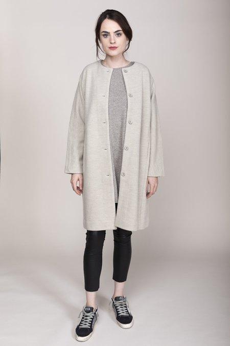 Evam Eva Press Wool Coat
