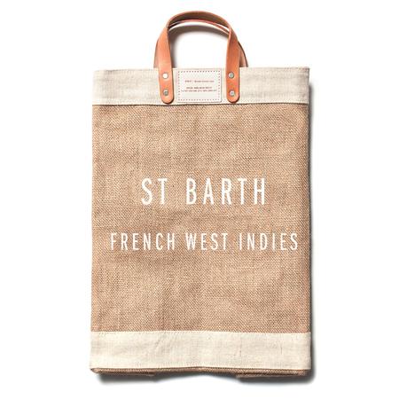 Apolis St Barth Market Bag