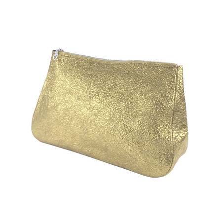 Tracey Tanner Fatty Pouch - Gold Crinkle