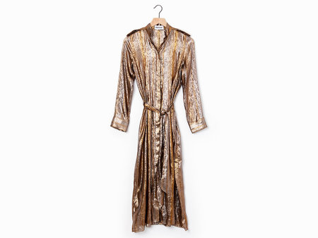 Partow Parton Brooklyn Dress - Copper