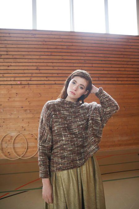 Claudia Nabholz Wool Sweater