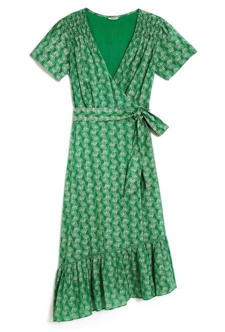 St. Roche Crescent Dress - Lush