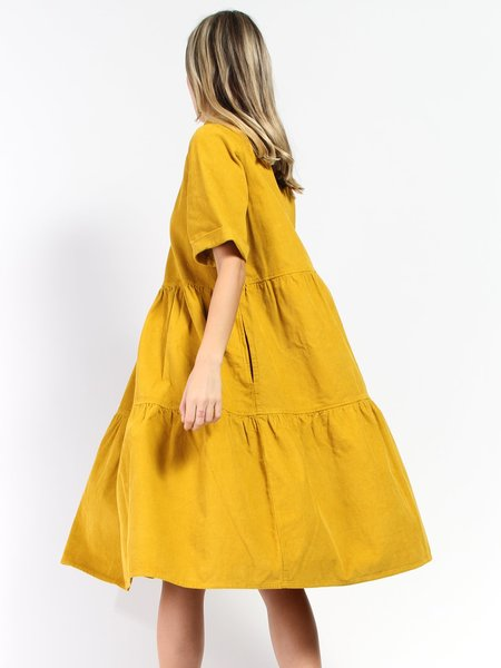 Henrik Vibskov Cake Dress - Honey