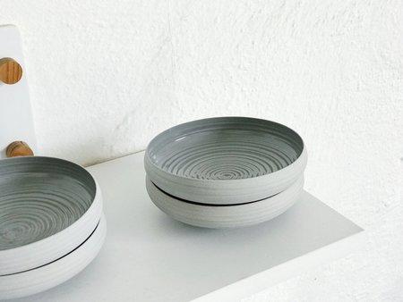 Middle Kingdom Porcelain Monk Bowl - Set of 4