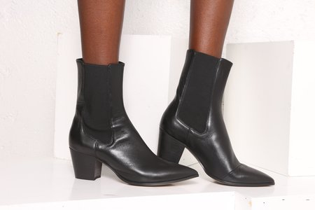 """INTENTIONALLY __________."" MUSE BOOT - Black"