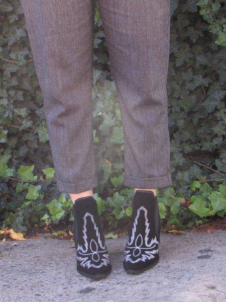 Jeffrey Campbell Gorge heeled cowboy bootie