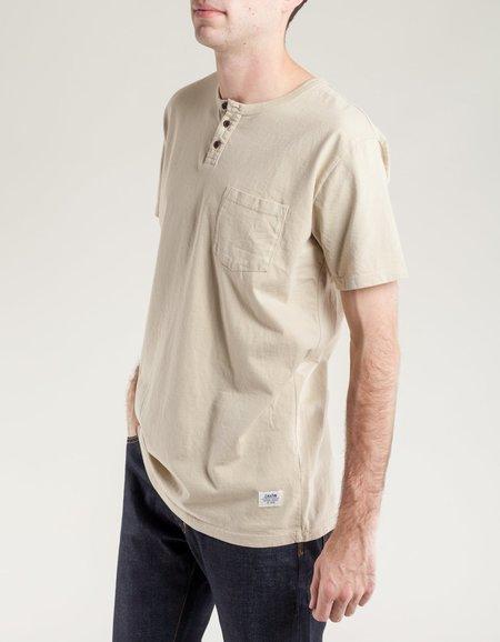 Katin Mesa Pocket Henley - Khaki