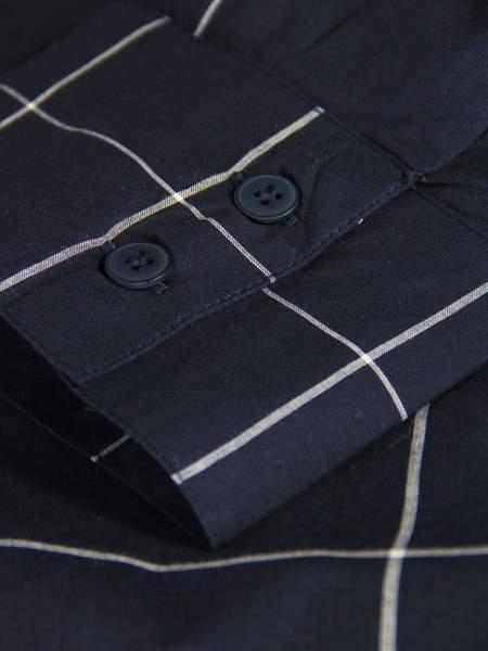 Reinhard Plank Just Love Shirt - Navy Check