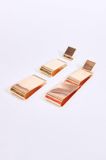 MINOUX Tier Modular Earrings - Bronze