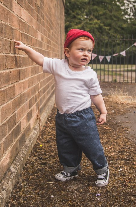 Kids Pippins Childrenswear Toddler Jeans - Indigo