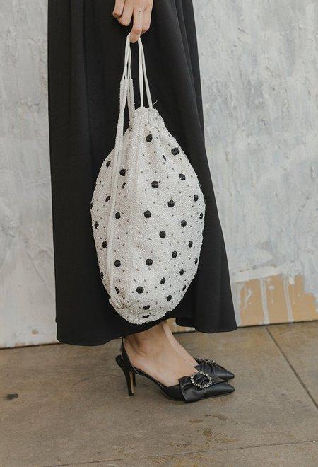 Ganni Wintour Bag - White