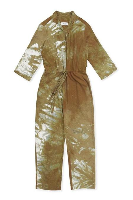 Upstate Magpie Jumpsuit - Moss