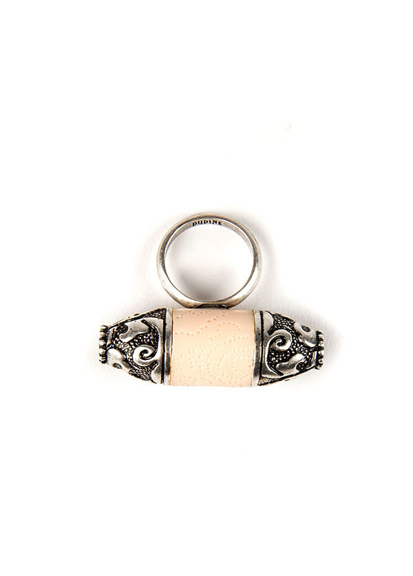 Dudine Riviera Capped Ring