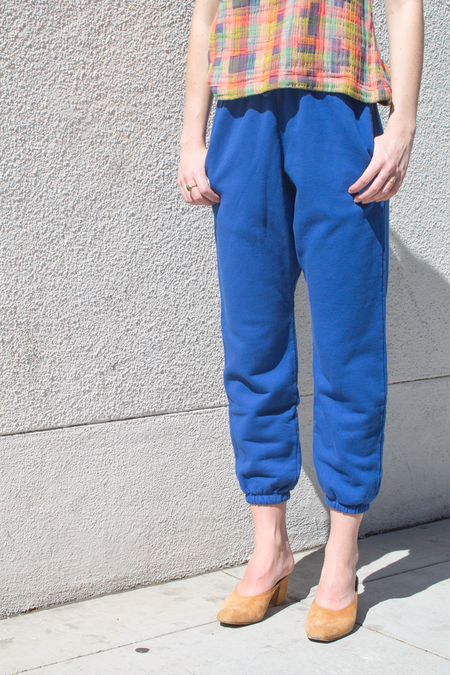 Nico Nico Simon Fleece Pant - Blue