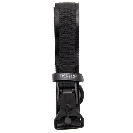 DSPTCH V-Buckle Belt - Black