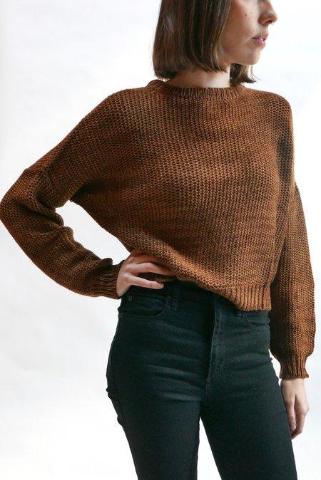 Atelier Delphine Luna Sweater - Pure Amber