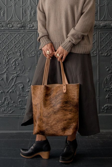 Highlands Foundry Tote - Brown