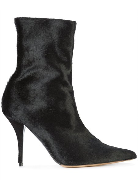 Tabitha Simmons Eldon Pointed Toe Bootie - Black