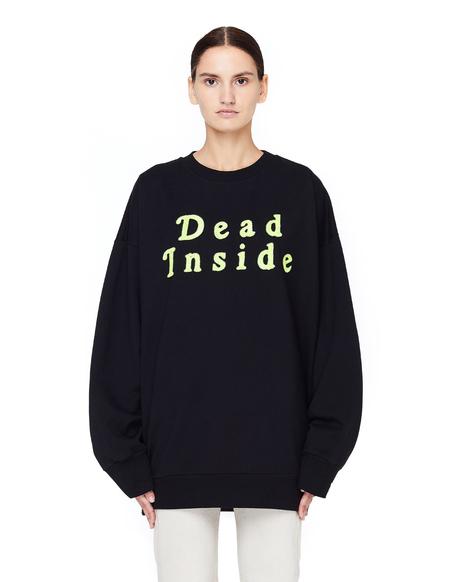 Ashish Dead Inside Cotton Sweatshirt