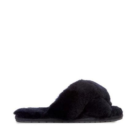 EMU Mulberry Slipper - Black