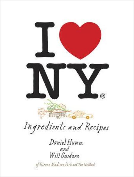 Penguin Random House I Love New York Book: Ingredients and Recipes