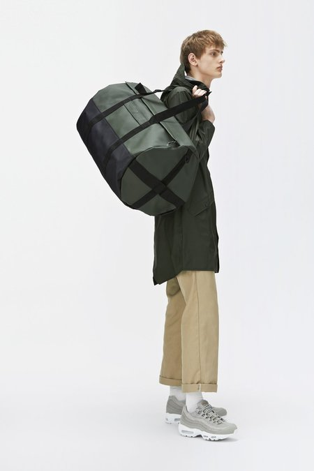 Rains Travel Duffel - Green
