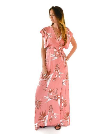 Tysa Garbo Dress