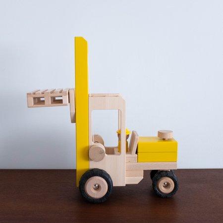 Kids Shop Merci Milo Forklift Truck - Yellow