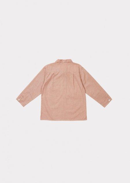 Kids Caramel Owl  Shirt