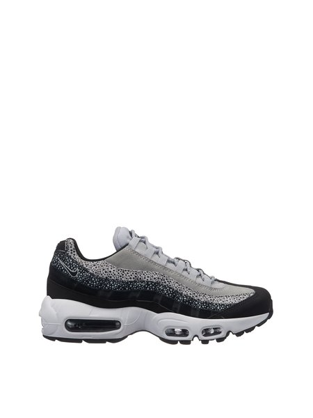 Nike Air Max 95 Premium Sneakers - Black/Black