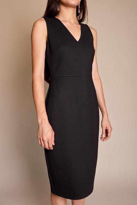 Obakki Rosa Dress - Black