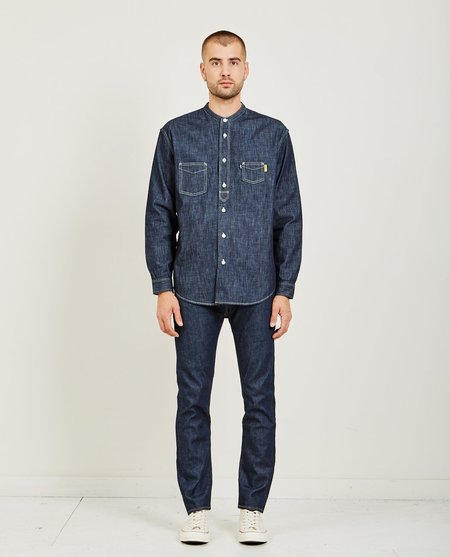 Levi's Made & Crafted POGGY WORK SHIRT - RINSE
