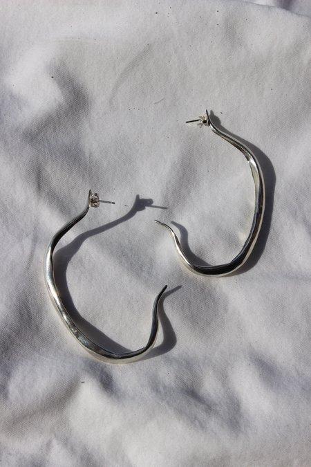 Ariana Boussard-Reifel Severine Earrings - Sterling silver