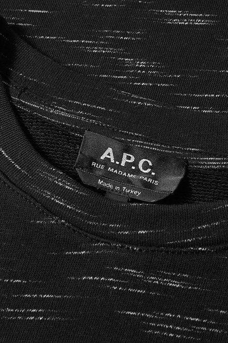 A.P.C. Jeremie Sweater - Noir