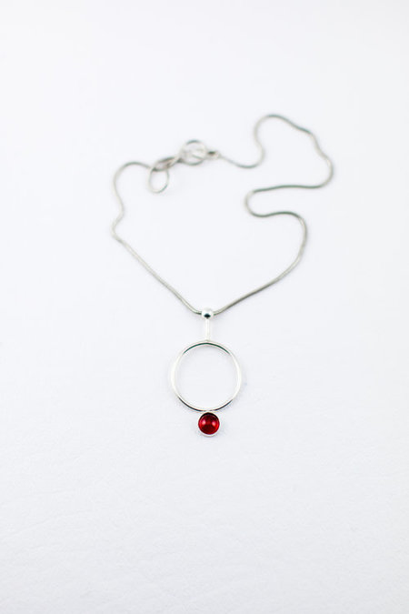 Cosmic Twin Subject Necklace