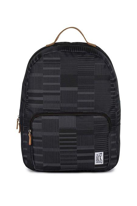 UNISEX The Pack Society CLASSIC BACKPACK - BLACK STRIPE