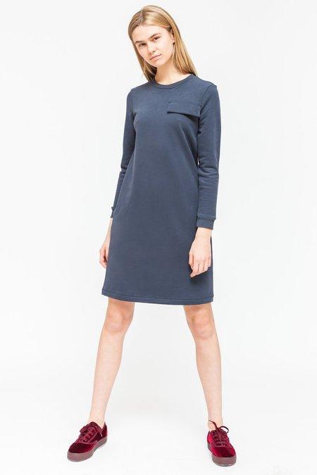 About Wear Lounge Dress - Dark Grey