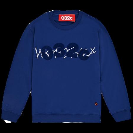 032C Believer Sweatshirt - Workers Blue
