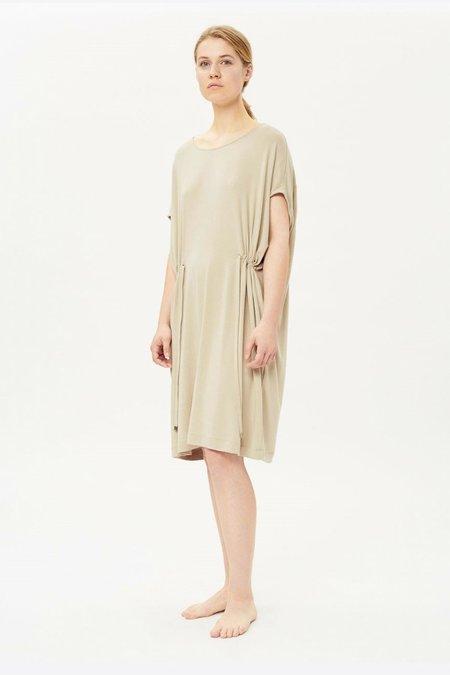About Wear Multiway Tunic Dress - Beige