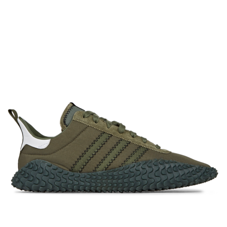 ADIDAS X CP COMPANY KAMANDA sneaker - OLIVE