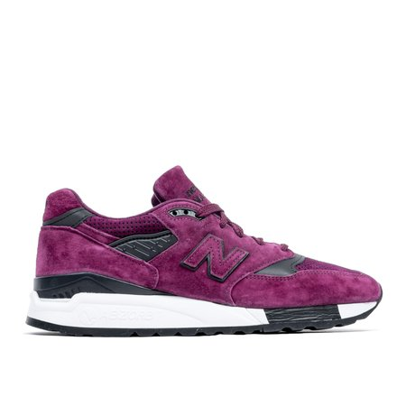 New Balance M998CM sneaker - Purple