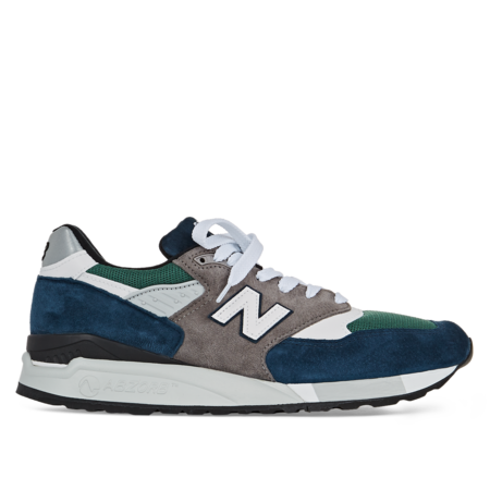 New Balance M998NL sneaker - GREY MULTI