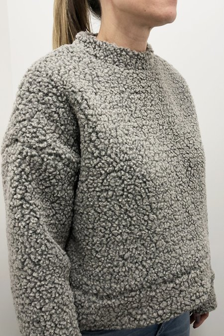 Priory Bruna Sweater - Heather Grey