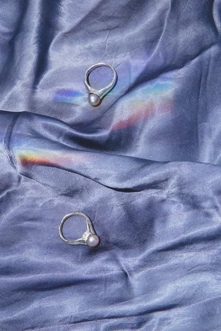 Shikama Venus Ring - Mauve